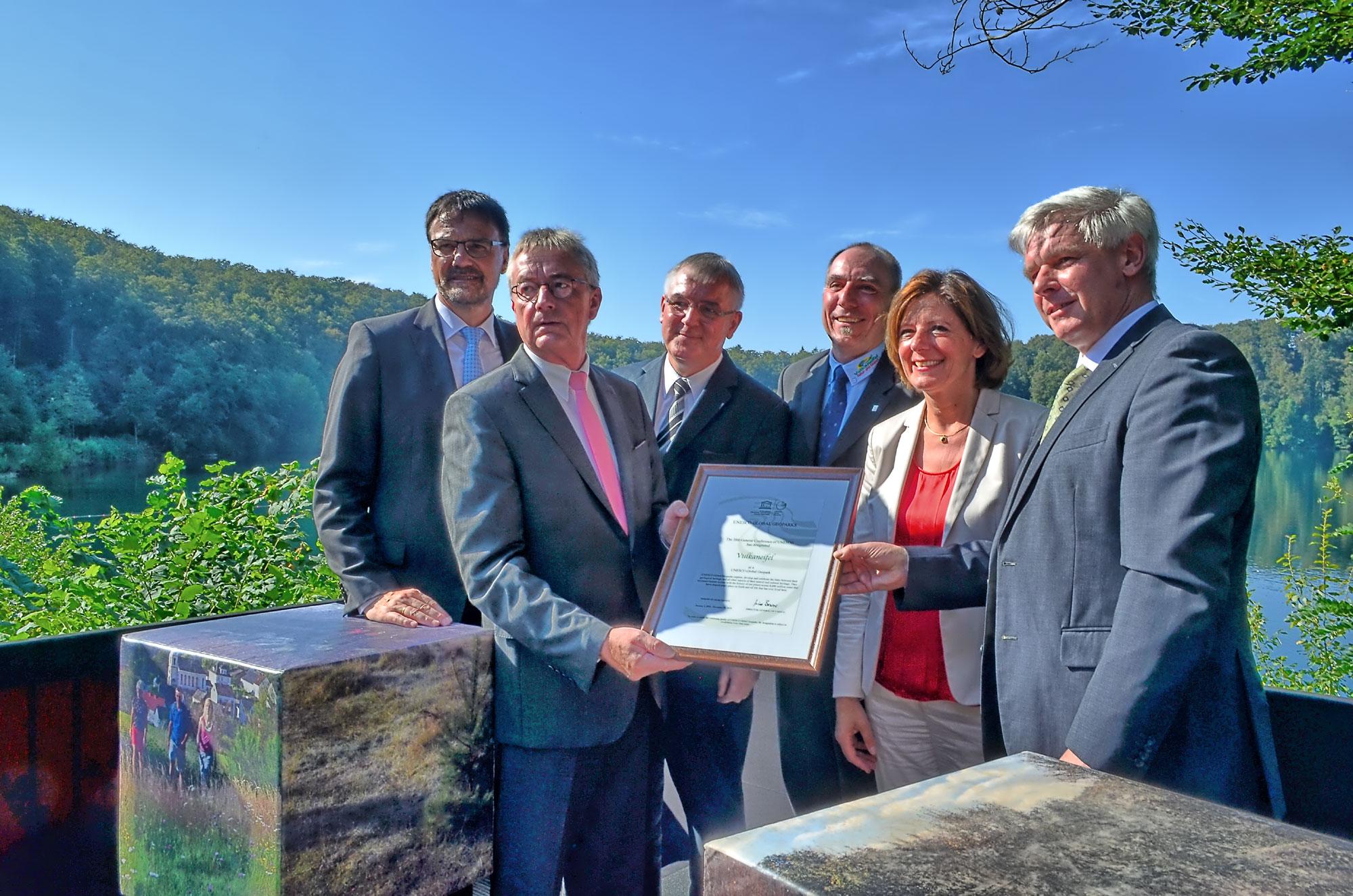 Unesco Global Geopark Vulkaneifel